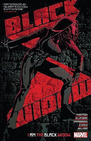 Black Widow by Kelly Thompson Vol. 2: I Am The Black Widow