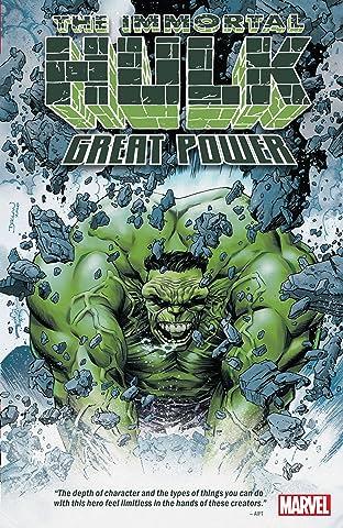 Immortal Hulk: Great Power