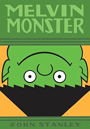 Melvin Monster Tome 2