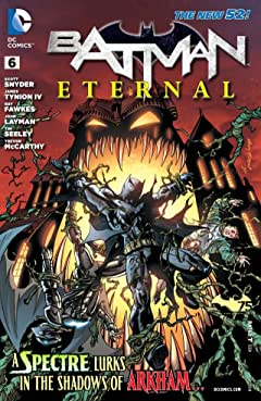Batman Eternal (2014-2015) No.6