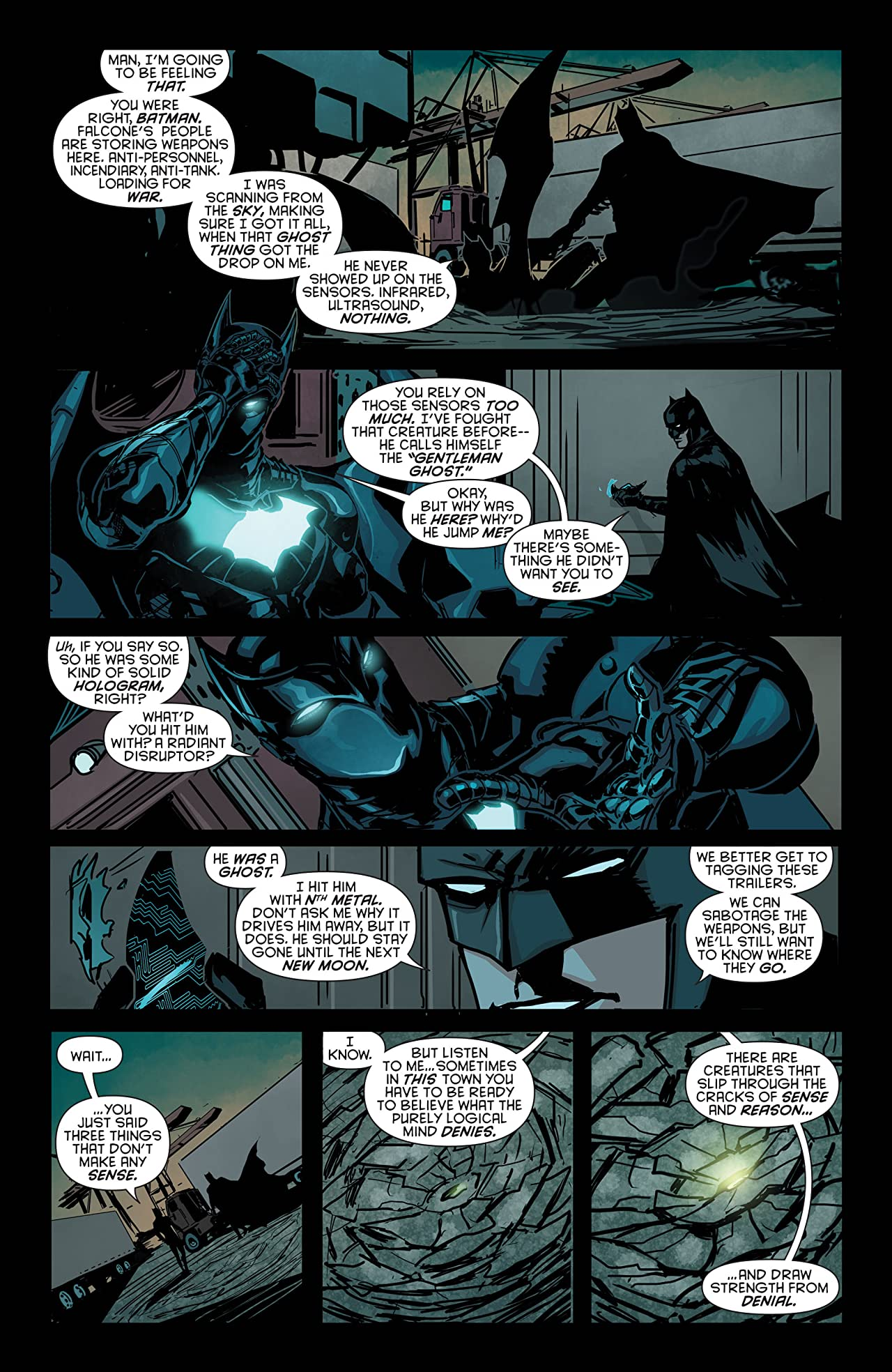 Batman Eternal (2014-2015) #6