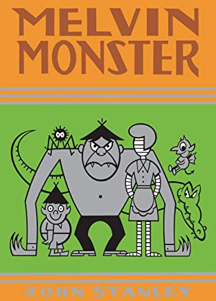 Melvin Monster Tome 3