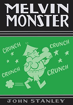 Melvin Monster Tome 1