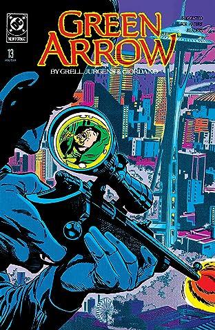 Green Arrow (1988-1998) No.13