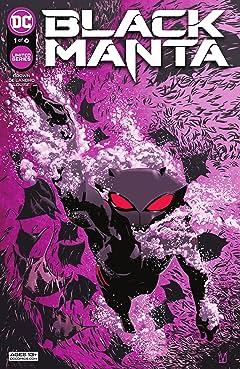 Black Manta (2021-) No.1