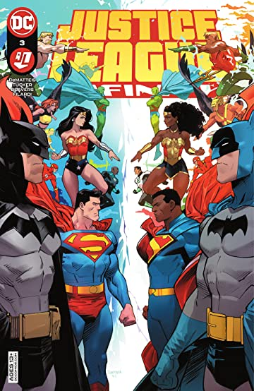 Justice League Infinity (2021-) #3