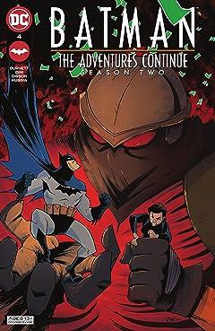 Batman: The Adventures Continue (2020-) No.4: Season Two
