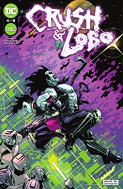 Crush & Lobo (2021-) No.4