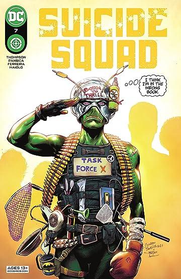 Suicide Squad (2021-) No.7