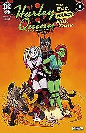 Harley Quinn: The Animated Series: The Eat. Bang! Kill. Tour (2021-) No.2