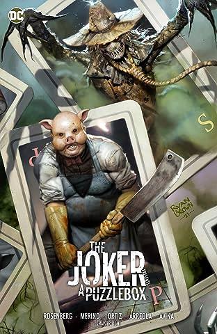 The Joker Presents: A Puzzlebox (2021-) No.8