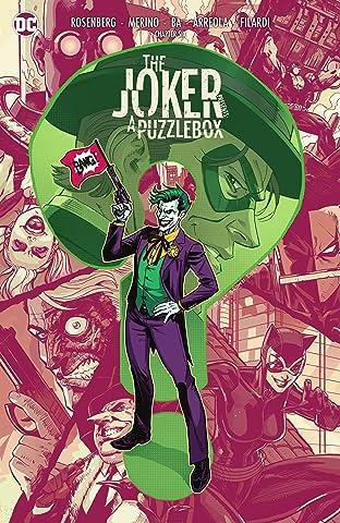 The Joker Presents: A Puzzlebox (2021-) #6: Director's Cut