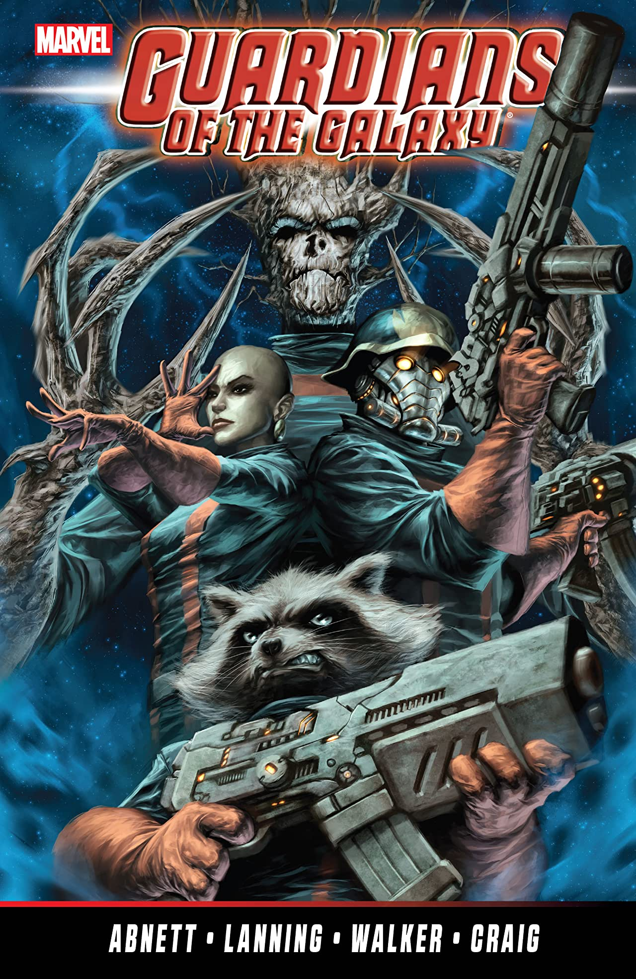 Guardians Of The Galaxy by Abnett And Lanning Complete Collection Vol. 2