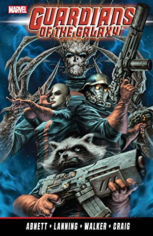 Guardians Of The Galaxy by Abnett And Lanning Complete Collection Tome 2