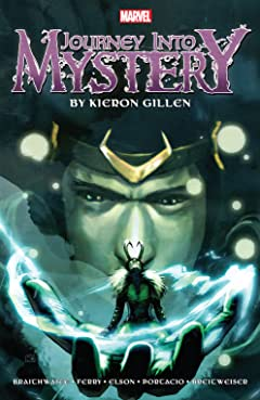 Journey Into Mystery by Kieron Gillen Complete Collection Tome 1