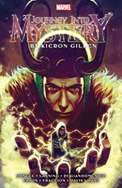 Journey Into Mystery by Kieron Gillen Complete Collection Tome 2