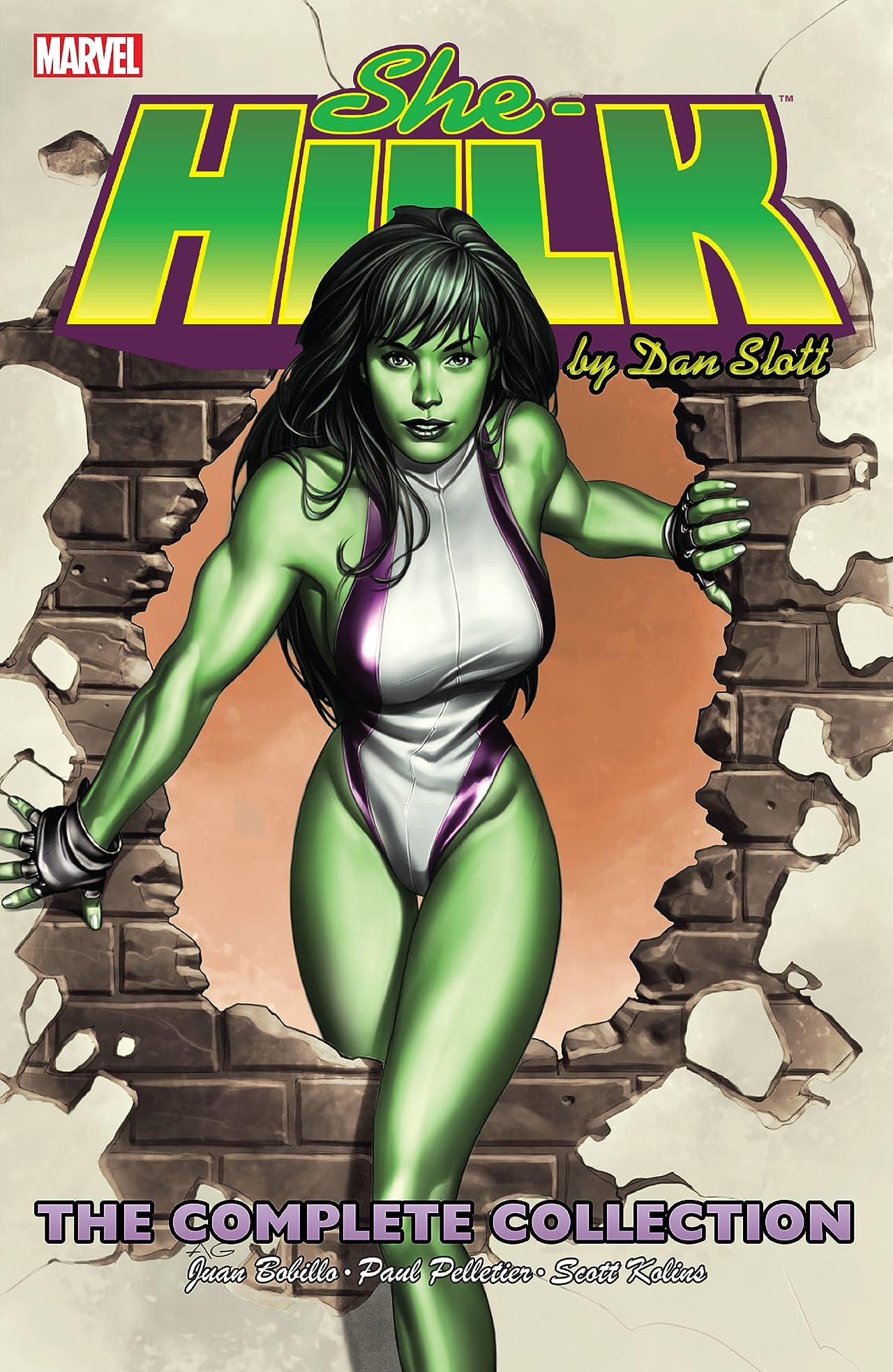 She-Hulk by Dan Slott Complete Collection Vol. 1