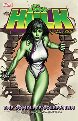 She-Hulk by Dan Slott Complete Collection Tome 1