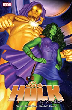 She-Hulk by Dan Slott Complete Collection Tome 2