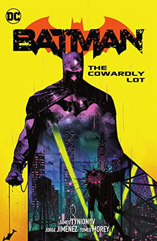 Batman (2016-) Tome 4: The Cowardly Lot