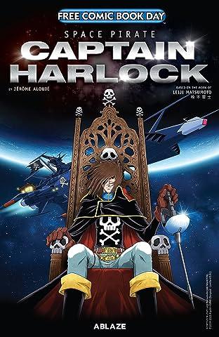 Space Pirate Captain Harlock #1: FCBD