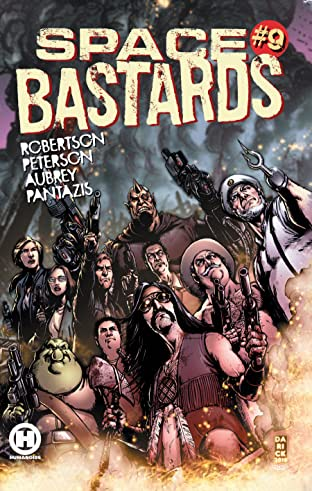 Space Bastards Tome 9
