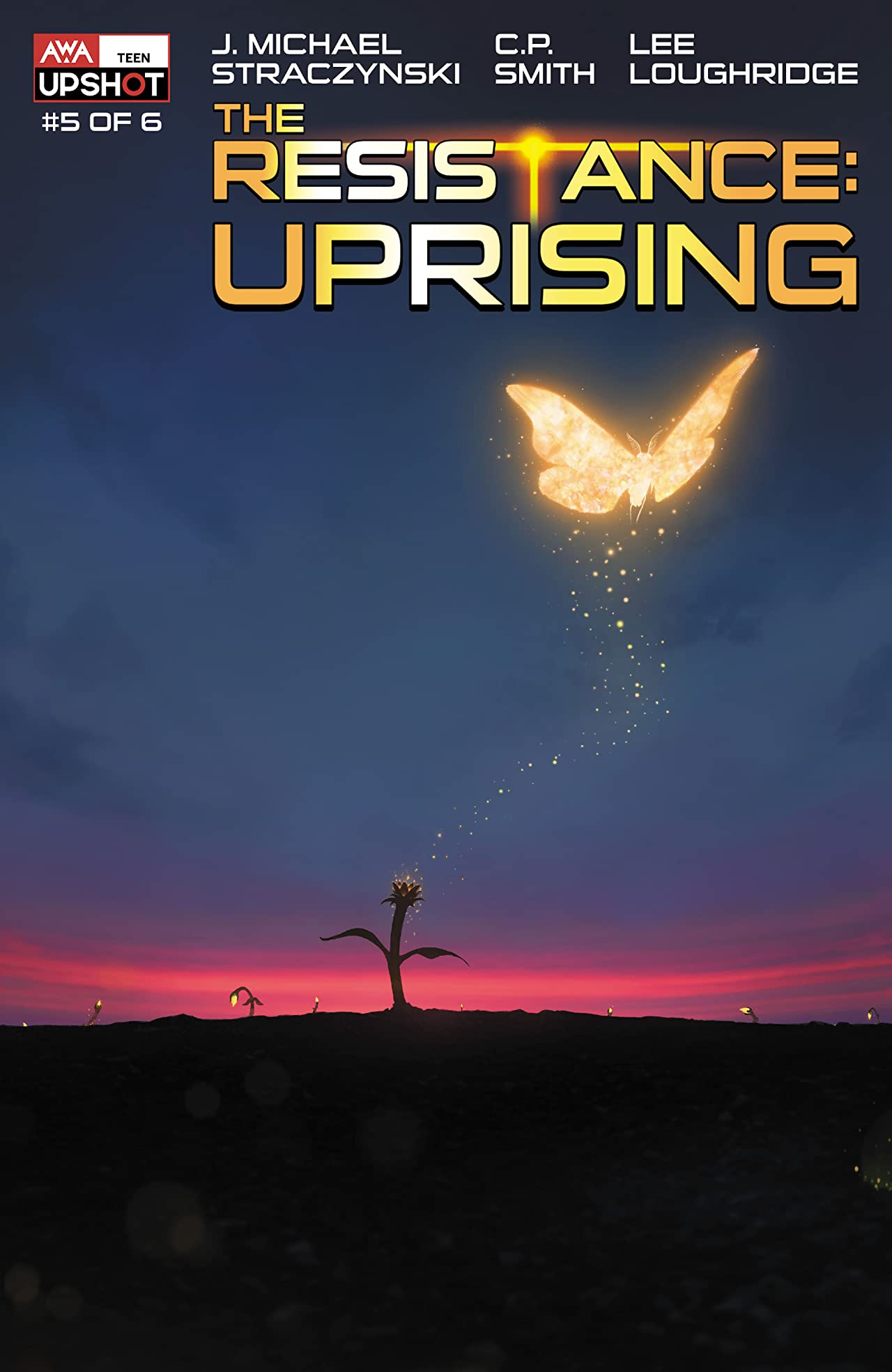 The Resistance: Uprising #5