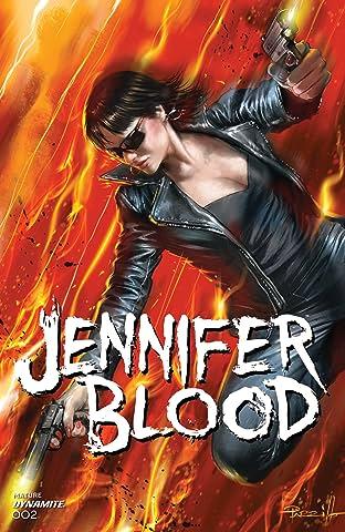 Jennifer Blood (2021-) #2