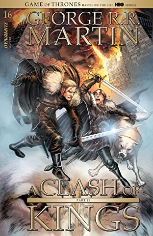 George R.R. Martin's A Clash of Kings: The Comic Book Vol. 2 #16