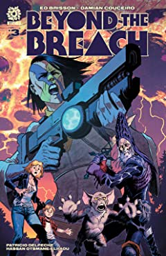 Beyond the Breach Tome 1 No.3
