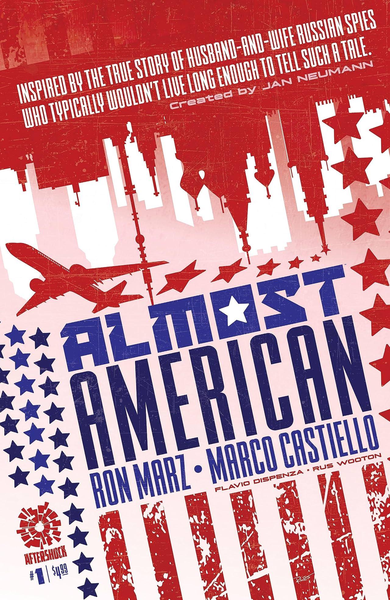 Almost American Vol. 1 #1