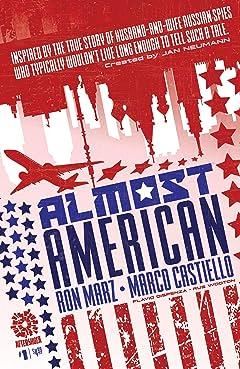 Almost American Tome 1 No.1