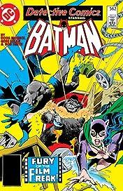 Detective Comics (1937-2011) #562