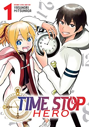 Time Stop Hero Tome 1