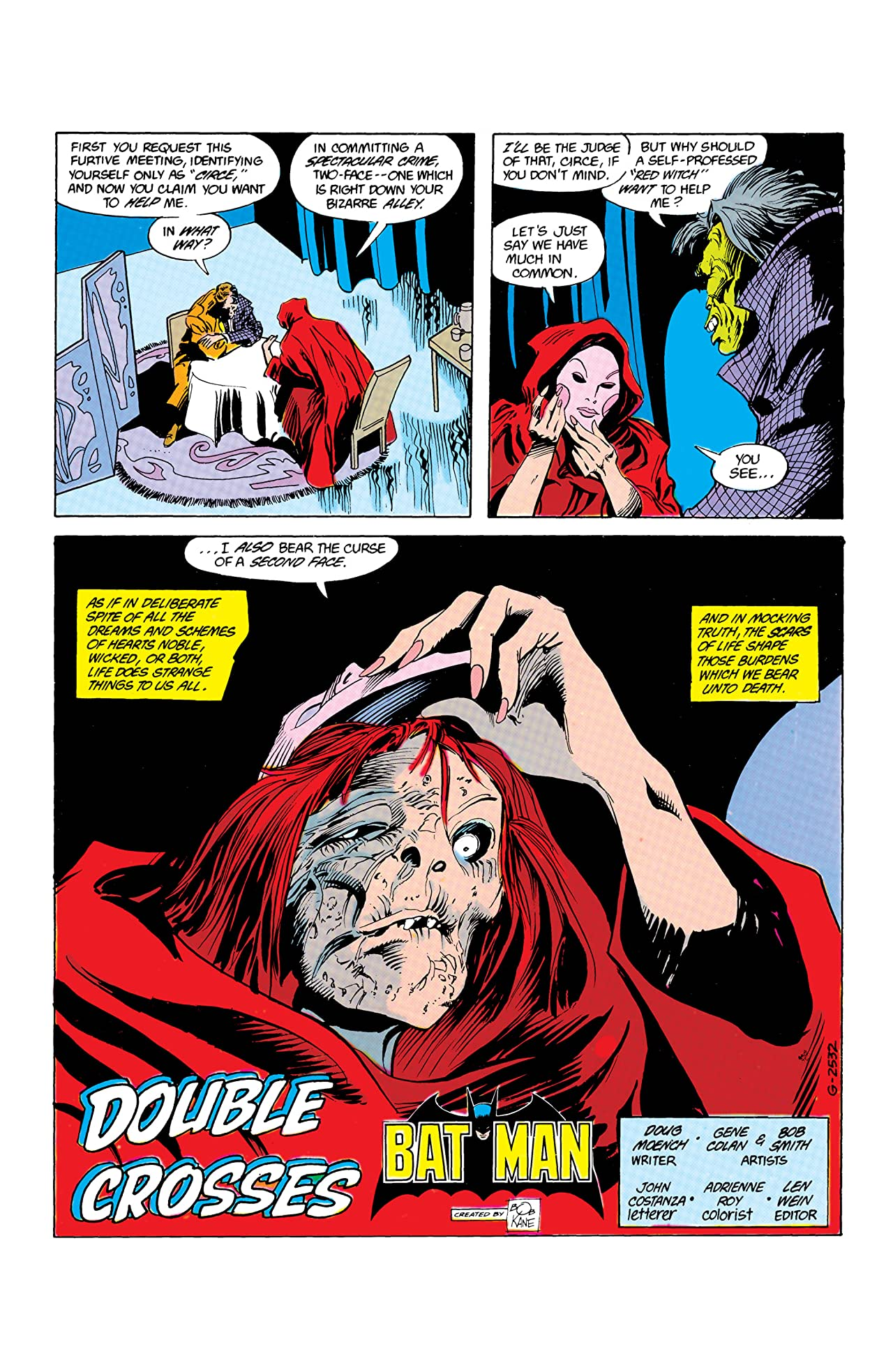 Detective Comics (1937-2011) #564
