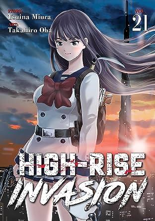 High-Rise Invasion Vol. 21