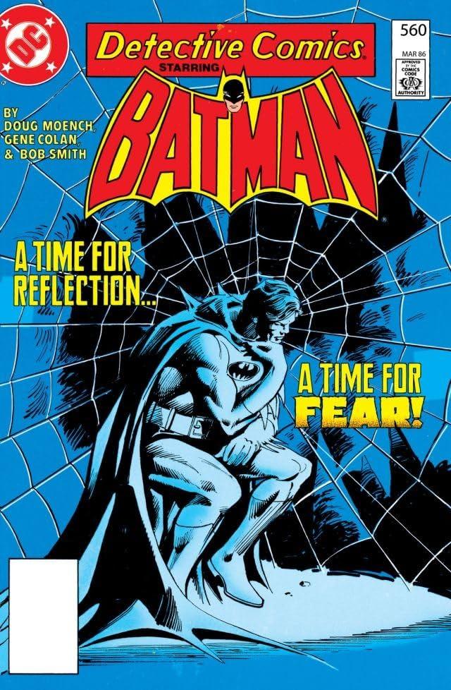 Detective Comics (1937-2011) #560