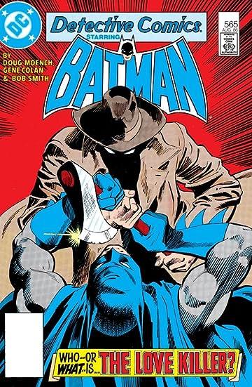 Detective Comics (1937-2011) #565
