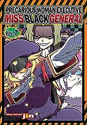 Precarious Woman Executive Miss Black General Vol. 7