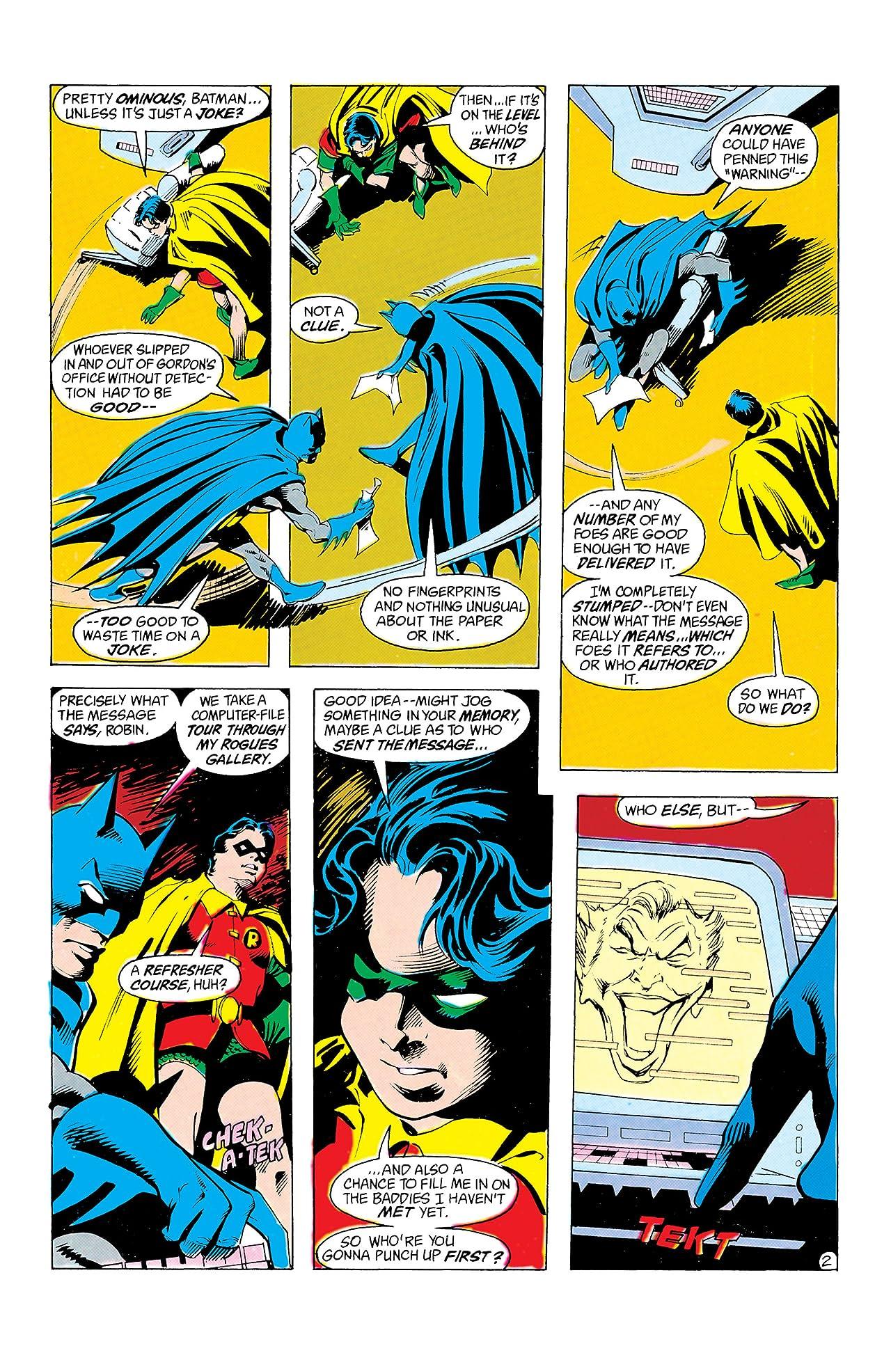 Detective Comics (1937-2011) #566