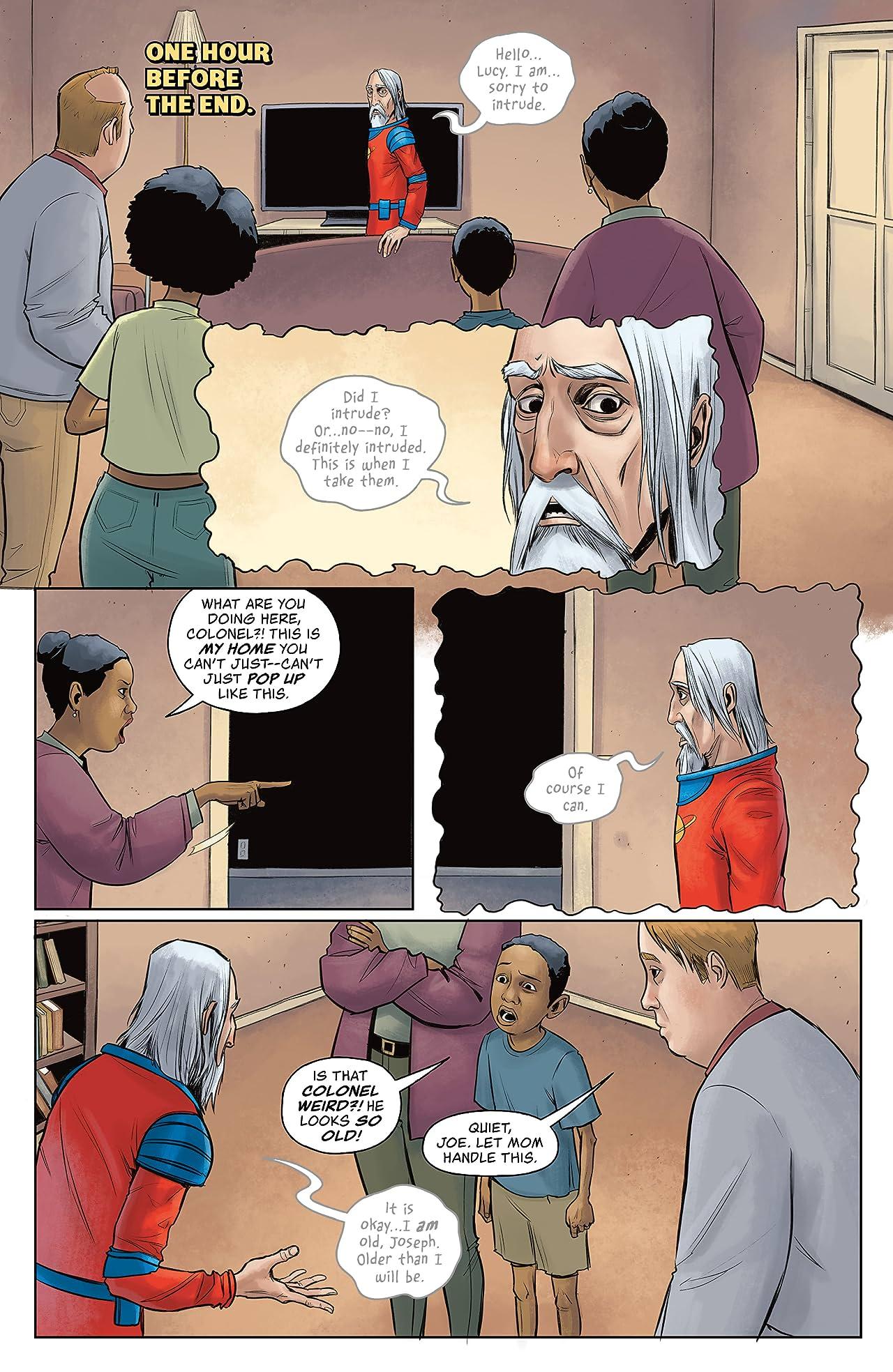 Black Hammer Reborn #4