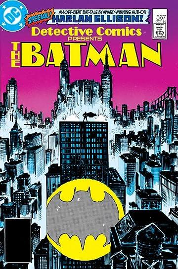 Detective Comics (1937-2011) #567