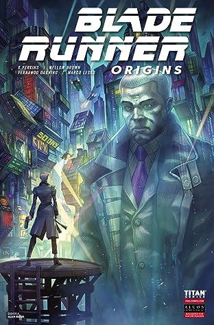 Blade Runner Origins No.8