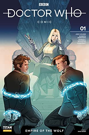 Doctor Who #3.1: Empire of the Wolf