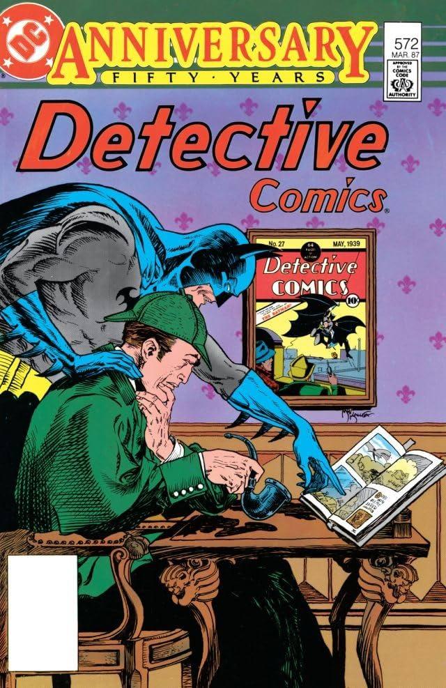 Detective Comics (1937-2011) #572