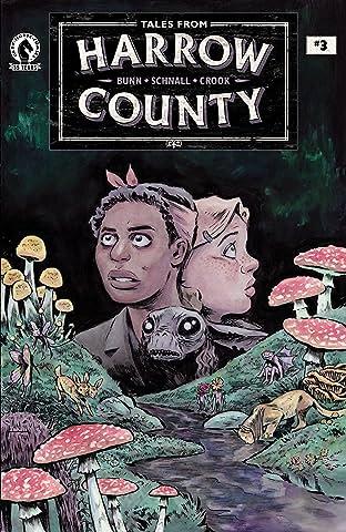 Tales from Harrow County: Fair Folk No.3