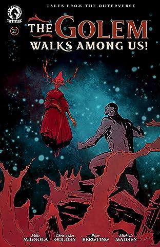 The Golem Walks Among Us! #2