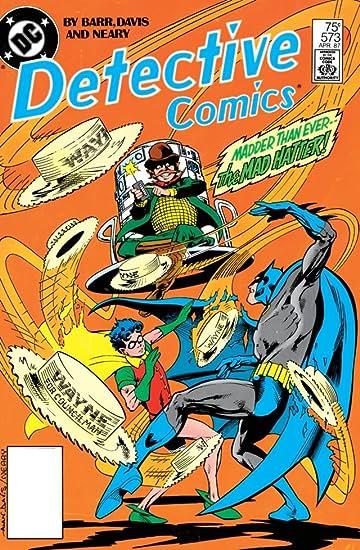 Detective Comics (1937-2011) #573