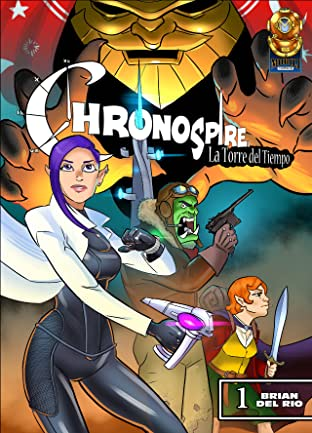 Chronospire: La Torre del Tiempo #1