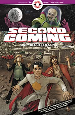 Second Coming: Only Begotten Son #4